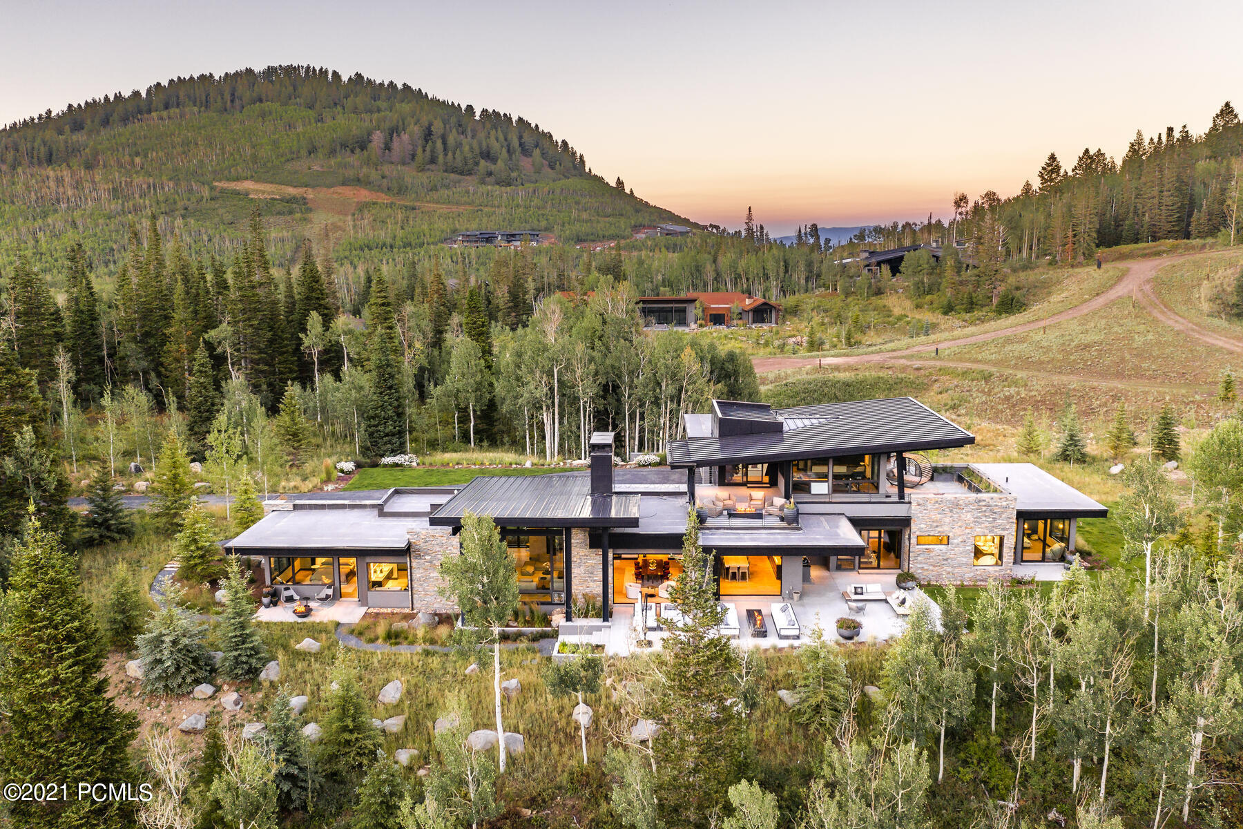 210 White Pine Canyon Road, Park City, Utah 84060, 6 Bedrooms Bedrooms, ,7 BathroomsBathrooms,Single Family,For Sale,White Pine Canyon,12103532