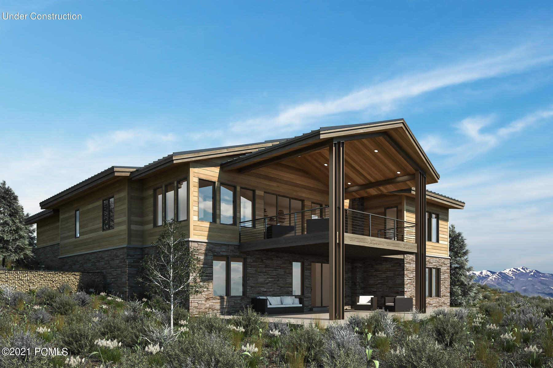 Located above the signature Nicklaus Painted Valley Course, this 1.70-acre lot with a Wyeth model is the perfect place to build your dream home in the mountains. This homesite offers stunning golf views and is in close proximity to the Beach House, Promontory's newest amenity. Just minutes from downtown Park City, Promontory stretches over 7,200 acres and is the perfect four-season mountain club for all ages, offering a wide array of activities for the whole family. Common area amenities are available upon acquiring a separate Membership. For buying incentives, please contact your on-site Promontory Sales Executive. Membership available through separate purchase pending approval by Promontory Club.
