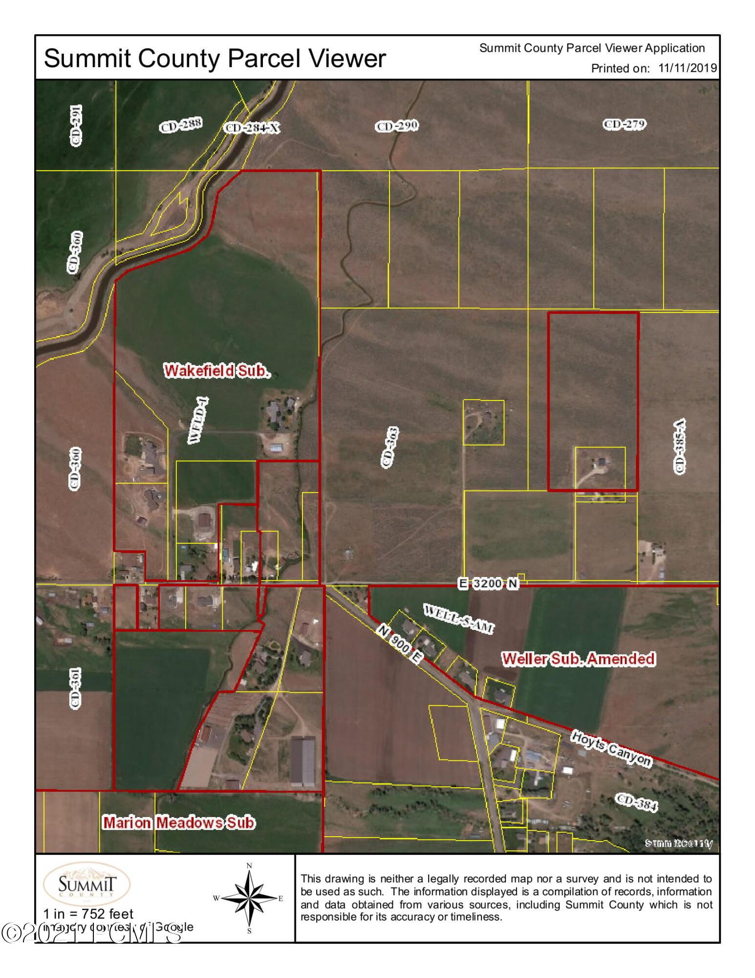 372 Upper Loop Road, Marion, Utah 84036, ,Land,For Sale,Upper Loop,12103952