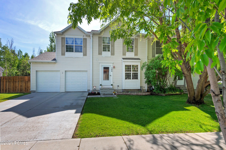 588 250 W, Heber City, Utah 84032, 3 Bedrooms Bedrooms, ,3 BathroomsBathrooms,Single Family,For Sale,250 W,12104087