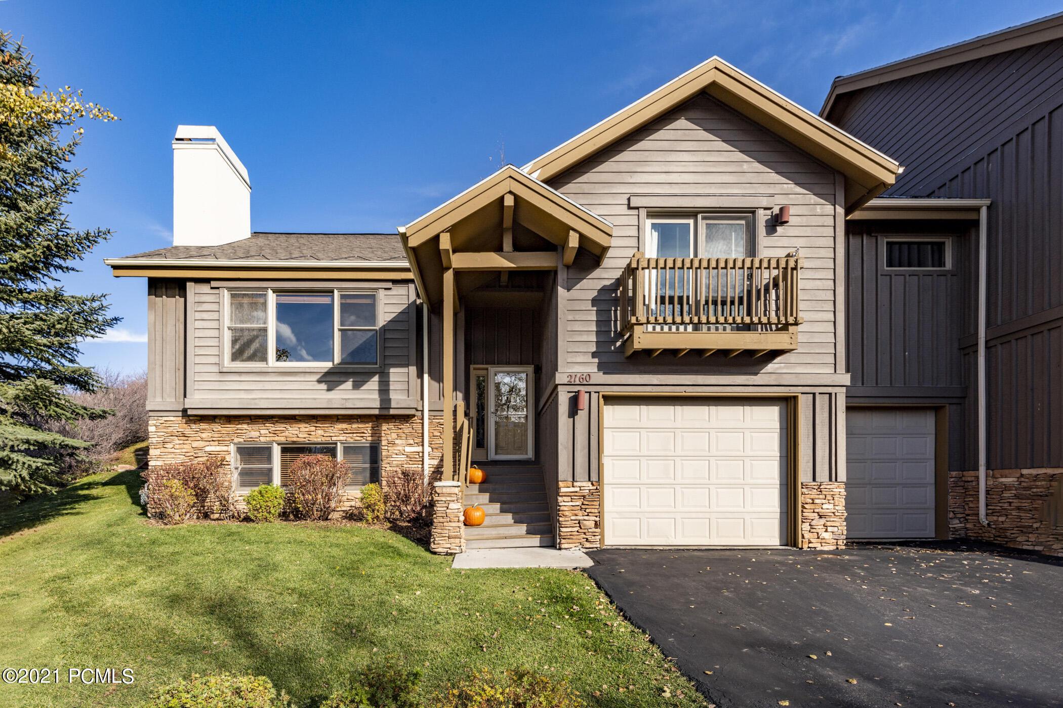 2160 Fenchurch Drive, Park City, Utah 84060, 4 Bedrooms Bedrooms, ,4 BathroomsBathrooms,Condominium,For Sale,Fenchurch,12104248
