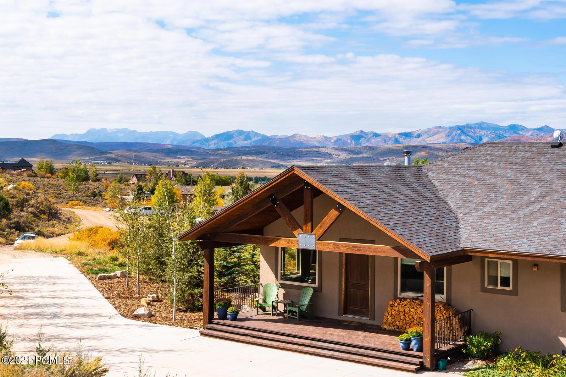 1964 Splendor Valley Road, Kamas, Utah 84036, 5 Bedrooms Bedrooms, ,5 BathroomsBathrooms,Single Family,For Sale,Splendor Valley,12104256