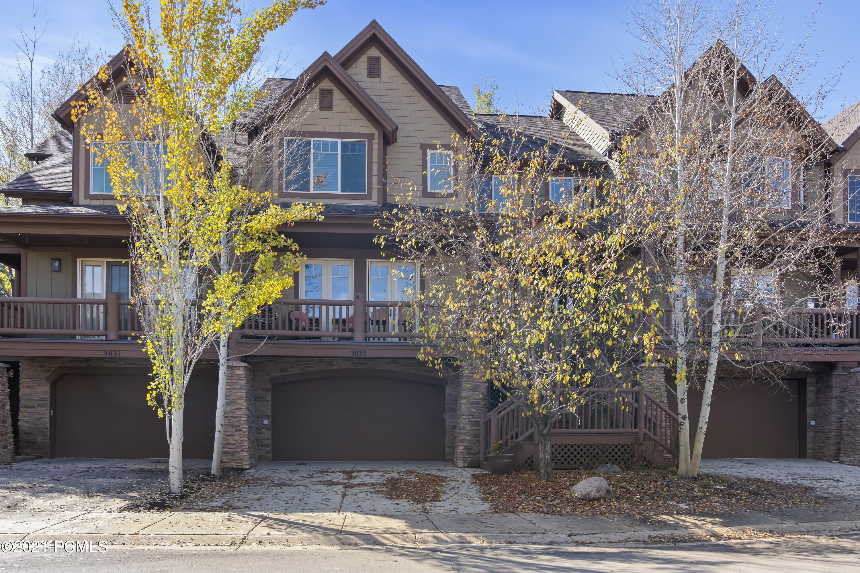 3033 Lower Saddleback Road, Park City, Utah 84098, 4 Bedrooms Bedrooms, ,4 BathroomsBathrooms,Condominium,For Sale,Lower Saddleback,12104259