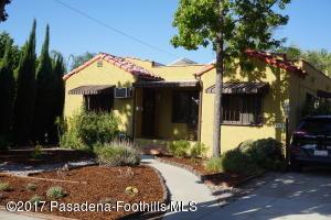 1445 N Sierra Bonita Avenue