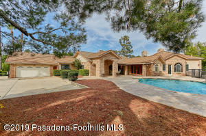 10046 La Canada Way, Shadow Hills, CA 91040