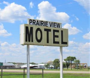 Prairie View Motel - 220, US Hwy 14 W, Highmore, SD 57345