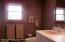 Double Sinks, Huge Vanity & Custom Closets!