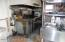 Commercial stove/oven and deep fryer