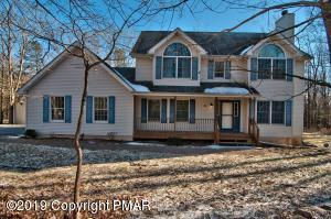 3-4 BD3BTH Spacious Colonial w/ finished basement, walk-up attic and 2 car garage.
