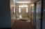Coat Closet and Mud Room/Laundry room /Garage entrance doors on right