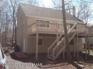Front w Large porch/deck