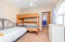 Casita with bunk beds and trundal bed