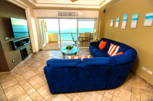 Las Palmas Grande 603 - Living Room