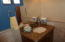 Guest Bathroom off Family Room