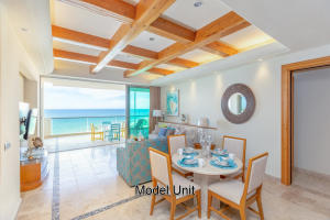Tessoro Model - Living Room
