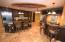 Gourmet Kitchen with Separate Entertainer's Bar