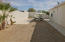 large backyard for RV's or Boats or Parties