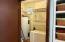 Water Heater Utility Closet