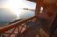 BALCONY & VIEW TOWARDS SANDY BEACH