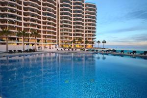 Beachfront Pool and Resort