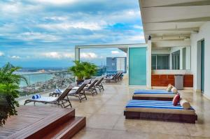 248 Gardenias PH 6&7, Avalon Residences & Spa, Puerto Vallarta, JA