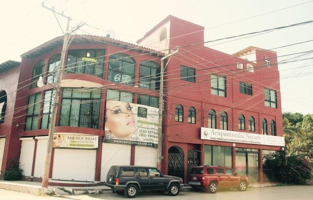 Edificio Rojo 1