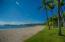 Beach in front of Punta Pelicanos