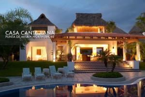 B-9 CASA CANTARANA, Casa Canta Rana, Riviera Nayarit, NA