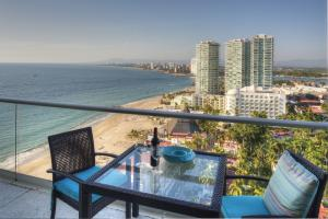 Stunning views of the North bay from ample wrap-around terrace