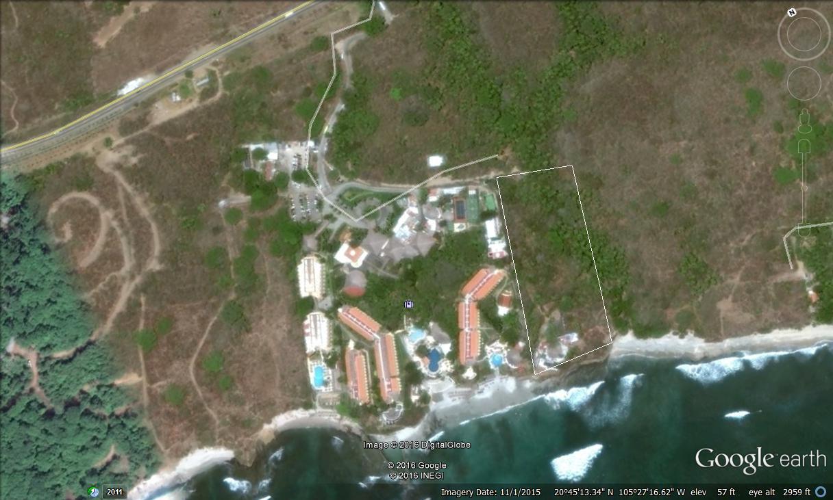 Pontoque, ,Land,For Sale,Carr Punta de Mita,10724