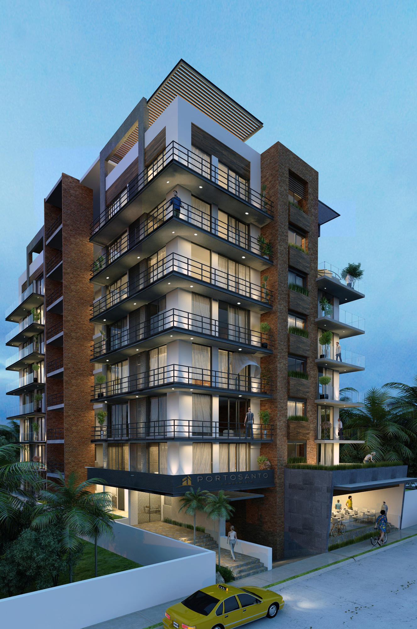 Portosanto Condominiums 201