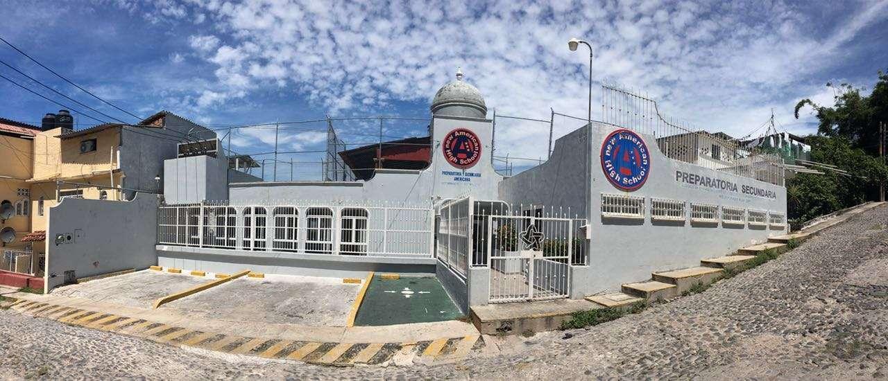 Edificio-Escuela Nicaragua 565