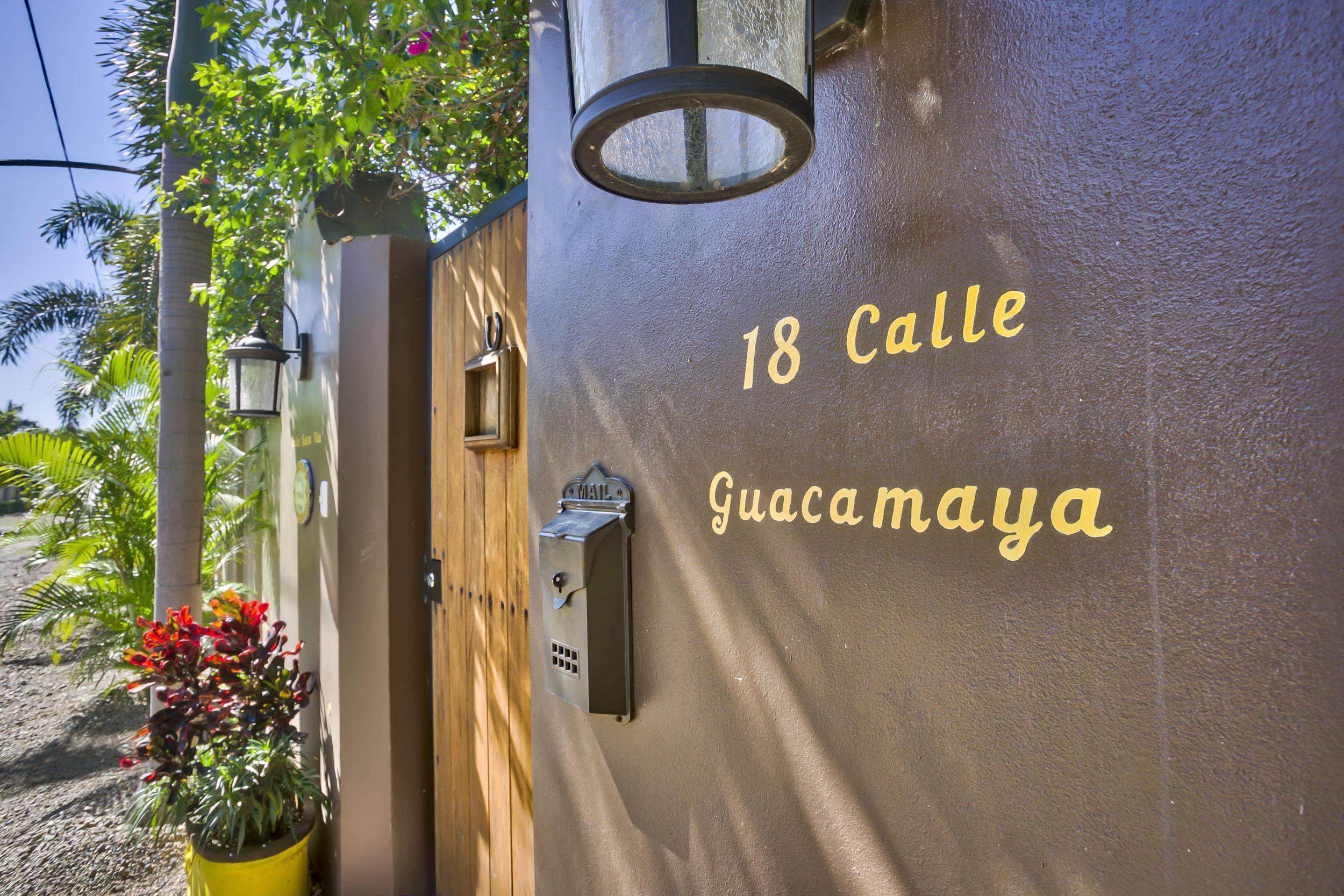 Casa Guacamaya