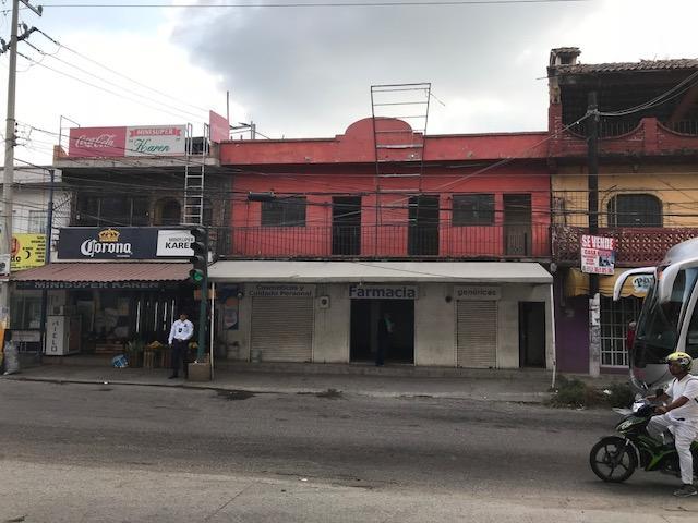 Edificio Locales Mezcales 12