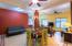Ground floor dinning area