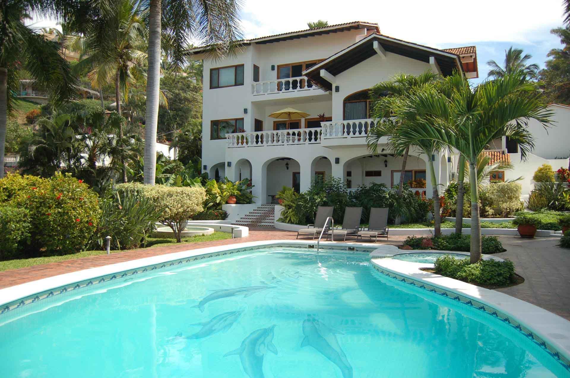 Villa De Roja