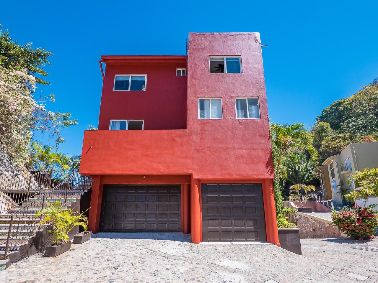 Las Moradas, Casa 4