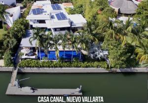 3 Retorno Las Marina, Casa Canal