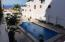 VIEW OF THE POOL FROM THE BALCONY/VISTA DEL BALCON