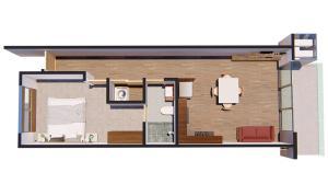 166 Viena St 607, Punto Madeira Condominiums