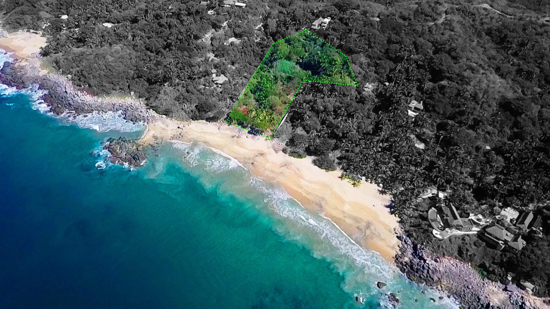 Playa Carricitos Beachfront
