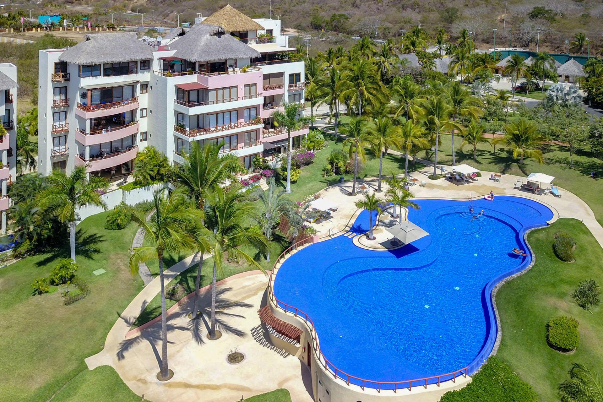 Punta Esmeralda, 2 Bedrooms Bedrooms, ,2 BathroomsBathrooms,Condo,For Sale,PUNTA ESMERALDA MANZANA,15278