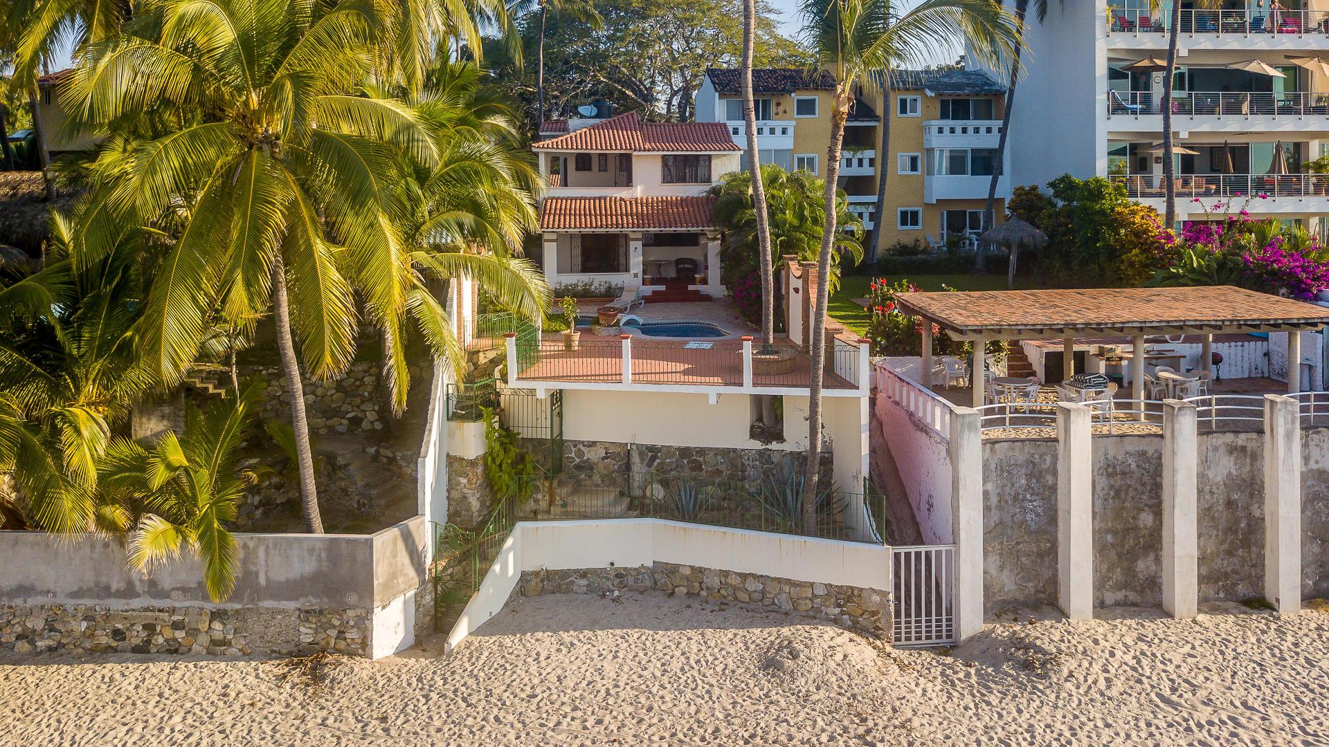 Bucerias Beach Casa