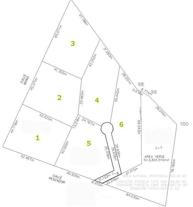 Litibu, ,Land,For Sale,Zona Centro Litibu,16574