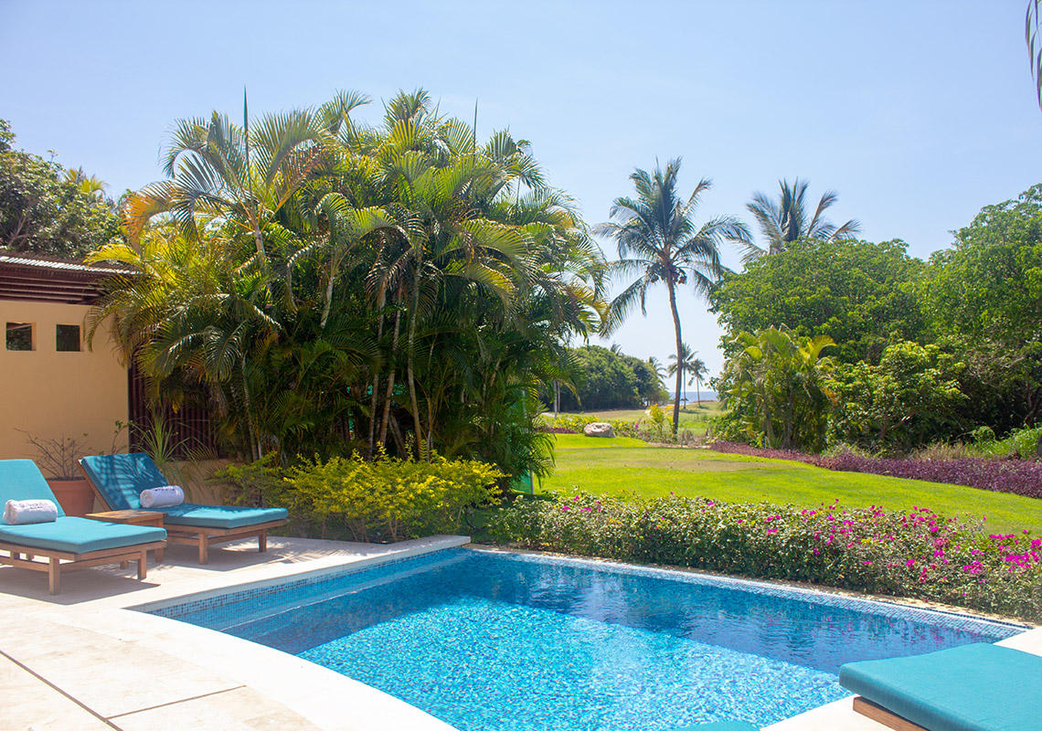 Punta Mita Resort, 3 Bedrooms Bedrooms, ,3 BathroomsBathrooms,House,For Sale,Las Palmas Villas,16585