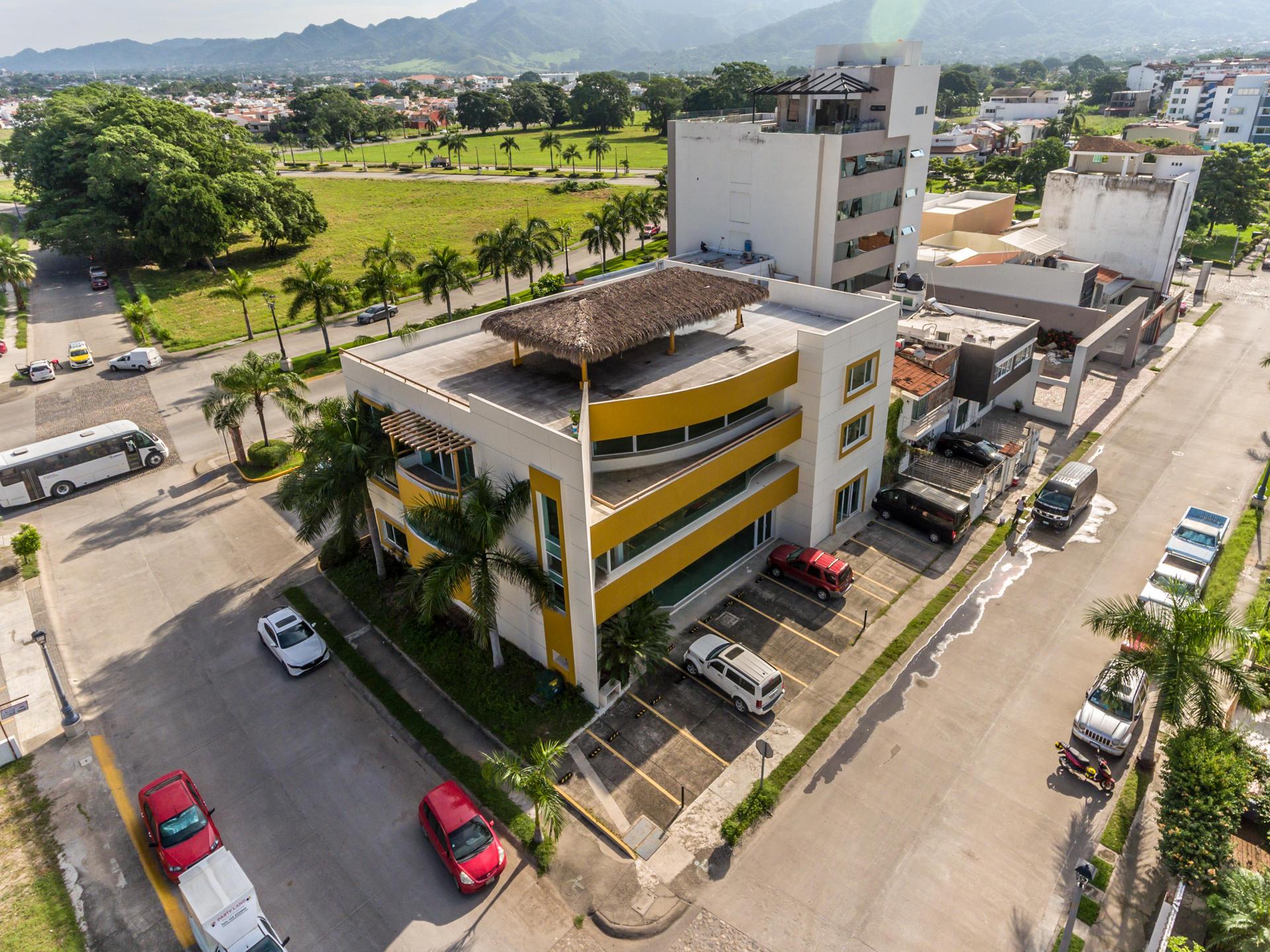 Edificio Rio amarillo. 1