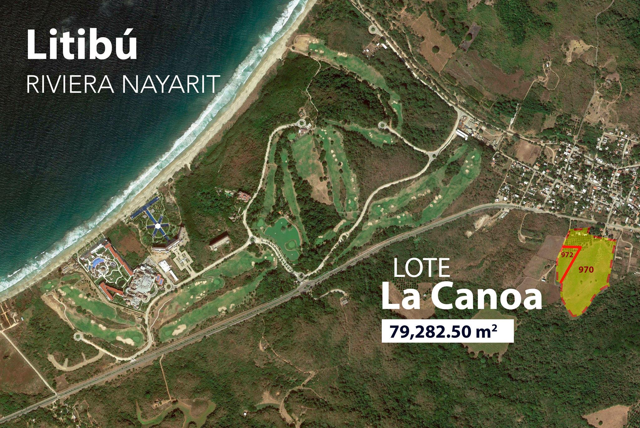 Litibu, ,Land,For Sale,Punta Mita - Sayulita,17175