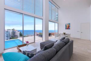 Main Floor with Ocean Views