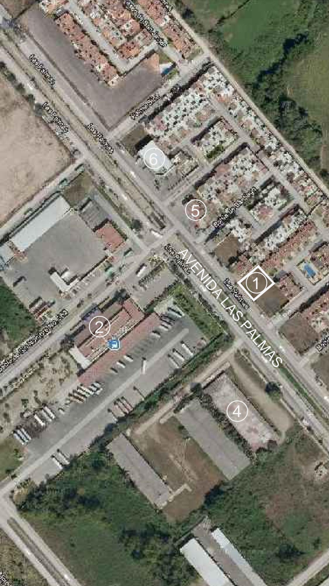Airport, ,Land,For Sale,AVENIDA DE LAS PALMAS,17168