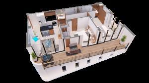 36 Francisco Villa 101, Oqueano Condominios, Riviera Nayarit, NA